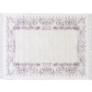 Kép 1/10 - Szőnyeg krém-barna 80x150 LINON