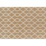 Kép 1/12 - Szőnyeg, bézs/minta elefántcsont, 57x90 cm, NALA