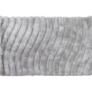 Kép 1/10 - Szőnyeg fehér-szürke 140x200 SELMA