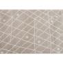 Kép 1/9 - Szőnyeg bézs fehér 100x150 TYRON