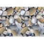 Kép 1/7 - Szőnyeg színes minta kövek 80x200 BESS