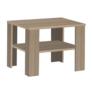 Kép 1/2 - Dohányzóasztal tölgy sonoma trufla INTERSYS 21