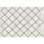 Kép 1/3 - Szőnyeg, bézs/minta, 67x120, MATES TYP 2