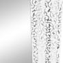 Kép 15/18 - Álló tükör, fehér/ezüst, ODINE