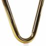 Kép 7/13 - Sarok/Kisasztal, gold króm arany/fekete, VALERO