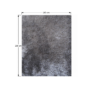 Kép 2/10 - Szőnyeg szürke, 140x200, KAVALA