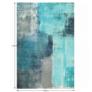 Kép 2/9 - Szőnyeg, kék/szürke, 160x230, ESMARINA TIP 2
