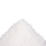 Kép 5/7 - Párna, fehér/ezüst, 45x45, FOXA TYP 1