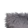 Kép 4/7 - Párna, szürke/ezüst, 45x45, FOXA TYP 2