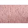 Kép 8/8 - Párna, rózsaszín/arany-rózsaszín, 45x45, FOXA TYP 3