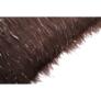 Kép 6/7 - Párna, szürke-barna-taupe/ezüst, 45x45, FOXA TYP 4