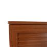 Kép 8/10 - Cipősszekrény, MDF laminált, amerikai cseresznye, FP 01