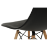 Kép 12/24 - Modern szék, bükk+ fekete, CINKLA3 NEW