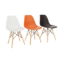 Kép 14/25 - Modern szék, bükk+ fekete, PC-015, CINKLA 2 NEW