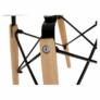 Kép 16/24 - Modern szék, bükk+ fehér, CINKLA 3 NEW