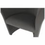 Kép 10/18 - Fotel, szürke anyag, CUBA