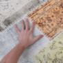 Kép 9/11 - Szőnyeg, színes, 80x150,  ADRIEL