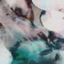 Kép 7/8 - Szőnyeg, rózsaszín/zöld/bézs/minta, 80x150, DELILA