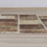 Kép 2/10 - Szőnyeg, barna, 80x150, ADRIEL TIP 2