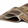 Kép 4/10 - Szőnyeg, barna, 80x150, ADRIEL TIP 2