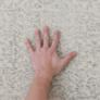 Kép 6/7 - Szőnyeg, bézs/szürke minta, 80x150, ARAGORN