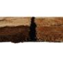 Kép 8/12 - Szőnyeg, bézs, 100x140, LUDVIG TIP 3