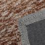 Kép 11/11 - Szőnyeg, világosbarna melír, 140x200, TOBY