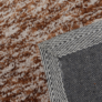 Kép 11/11 - Szőnyeg, világosbarna melír, 170x240, TOBY