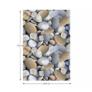 Kép 3/7 - Szőnyeg, színes, minta kövek, 80x120, BESS