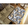 Kép 7/7 - Szőnyeg, színes, minta kövek, 80x120, BESS