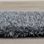Kép 13/13 - Szőnyeg, bézs-fekete, 140x200, VILAN