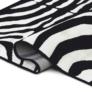 Kép 4/10 - Szőnyeg, minta zebra, 200x250, ARWEN