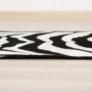 Kép 6/10 - Szőnyeg, minta zebra, 200x250, ARWEN