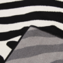 Kép 7/10 - Szőnyeg, minta zebra, 200x250, ARWEN