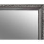 Kép 2/7 - Tükör, ezüst fa keret, MALKIA 3