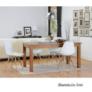 Kép 21/24 - Modern szék, bükk+ fehér, CINKLA 3 NEW