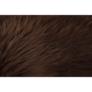 Kép 13/14 - Műszőrme, barna, 60x90, EBONY TYP 3