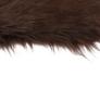 Kép 14/14 - Műszőrme, barna, 60x90, EBONY TYP 3