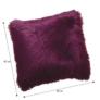 Kép 2/2 - Párna, lila, 45x45, EBONA TYP 8